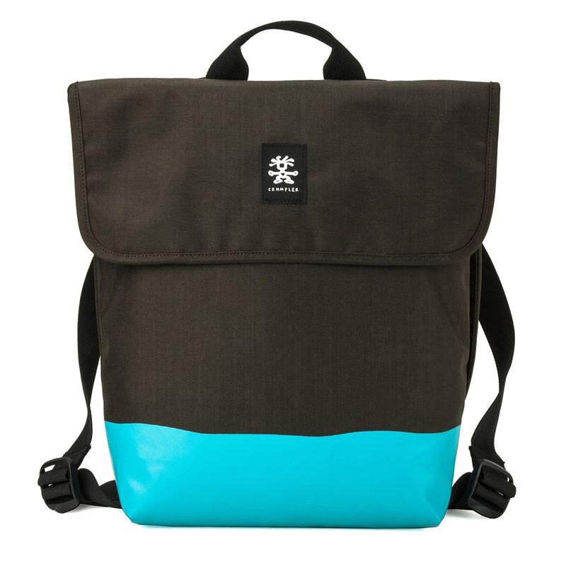 Crumpler Private Surprise Backpack M Espresso/Turqoise - 1