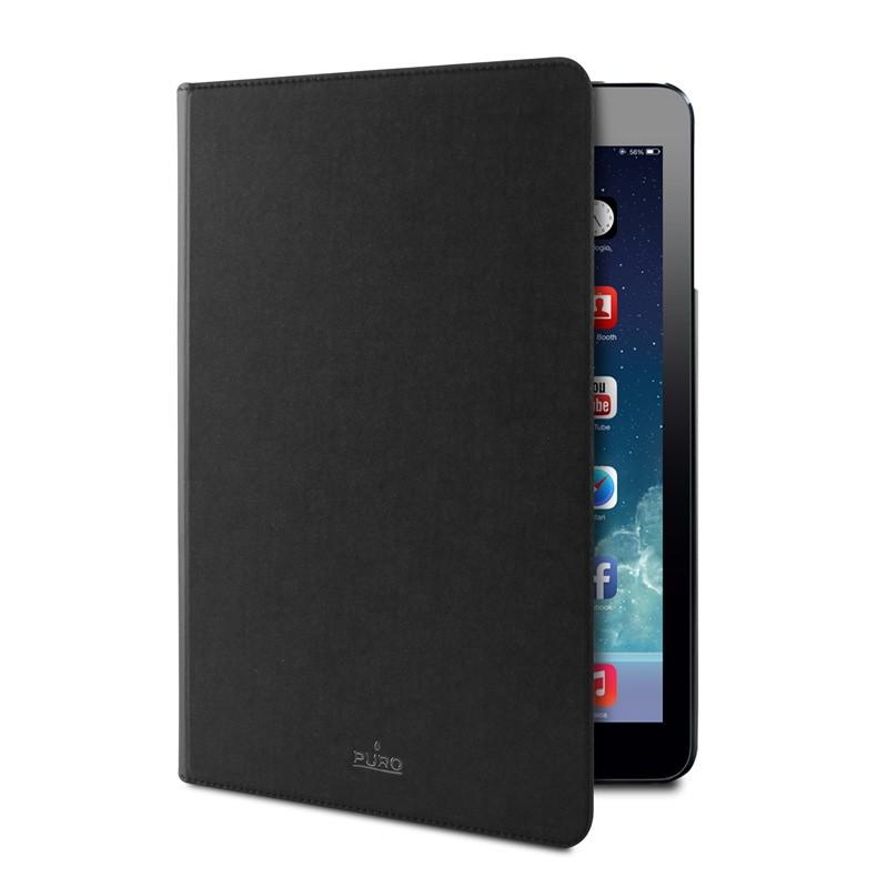 Puro Booklet Case iPad Air 2 Black - 3
