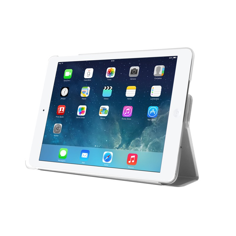 Puro Zeta Folio iPad Air 2 White - 5