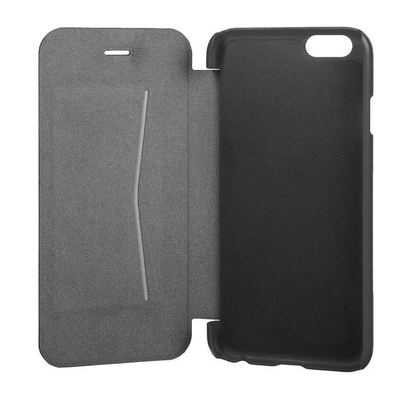 Xqisit Folio Case Rana iPhone 6 Plus Black - 1