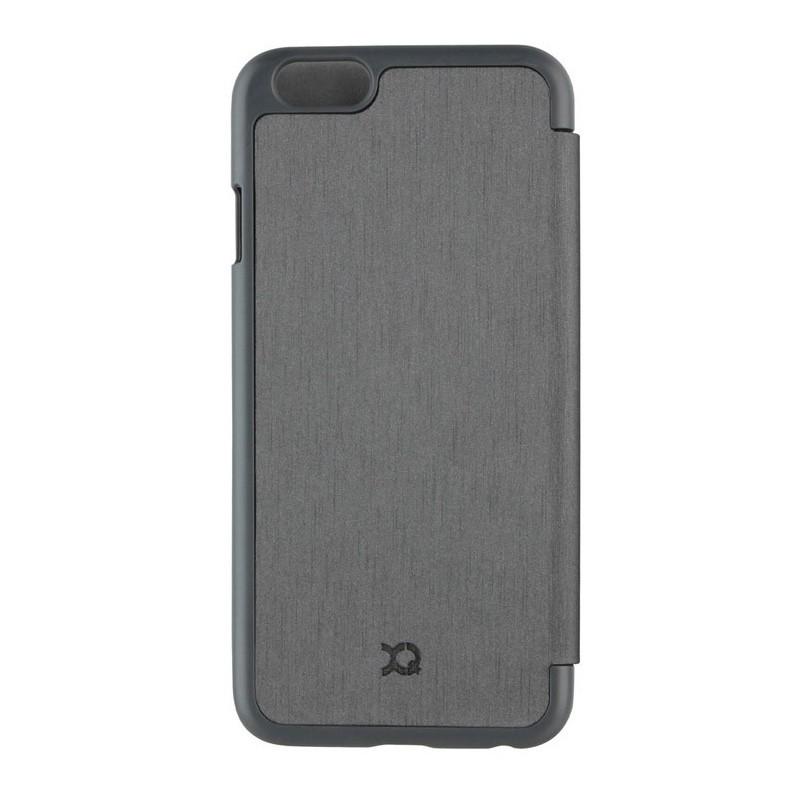 Xqisit Folio Case Rana iPhone 6 Plus Grey - 3