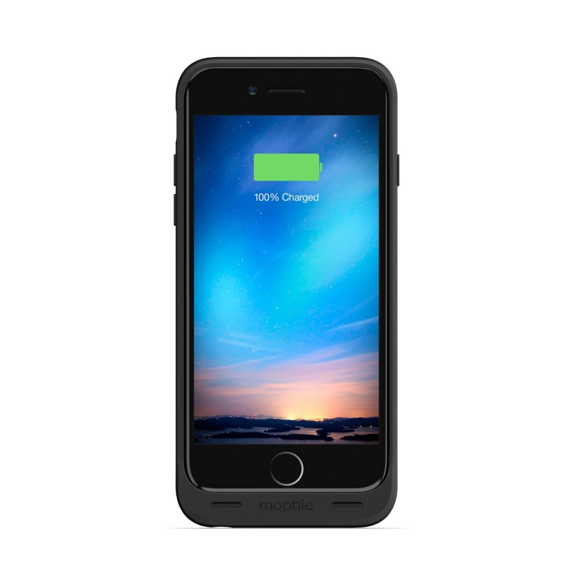 Mophie Juice Pack Reserve iPhone 6/6S Black - 2