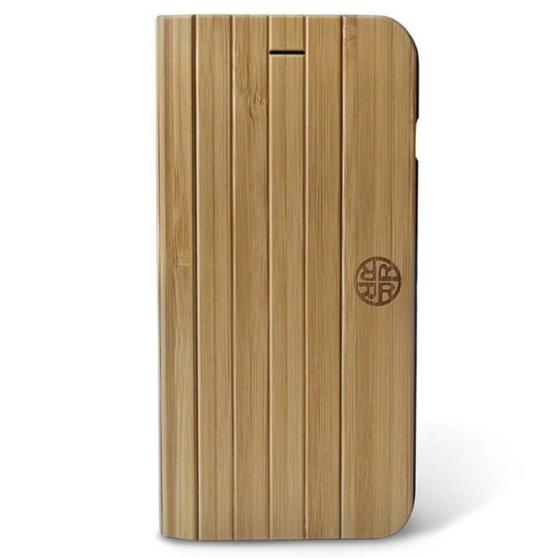 Reveal - Nara Folio hoes voor iPhone 7 Bamboo 01