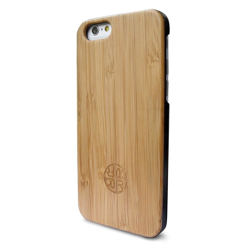 Reveal - Zen Garden Case Apple iPhone 7 Plus Bamboo 02