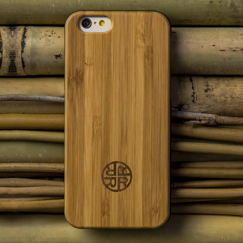 Reveal - Zen Garden Case Apple iPhone 7 Plus Bamboo 05