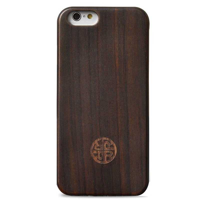 Reveal - Zen Garden Case Apple iPhone 7 Plus Dark Wood 01