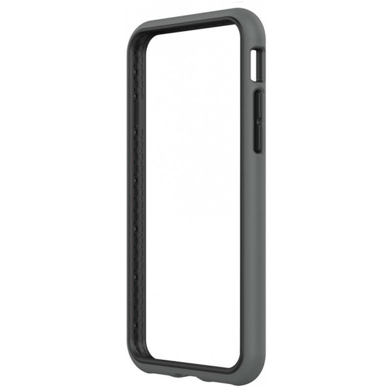 Rhinoshield Crash Guard Bumper iPhone 8/7 grijs 01