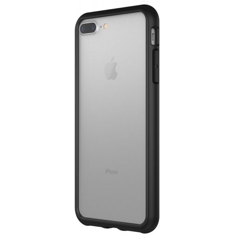 Rhinoshield - Crash Guard Bumper iPhone 8 Plus/7 Plus zwart 02