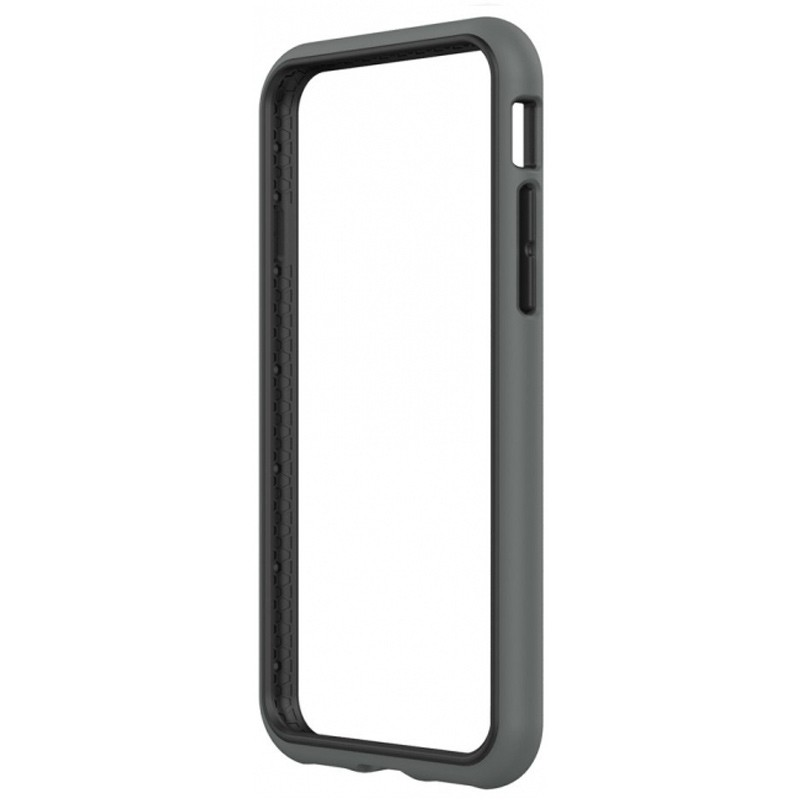 Rhinoshield - Crash Guard Bumper iPhone 8 Plus/7 Plus grijs 01