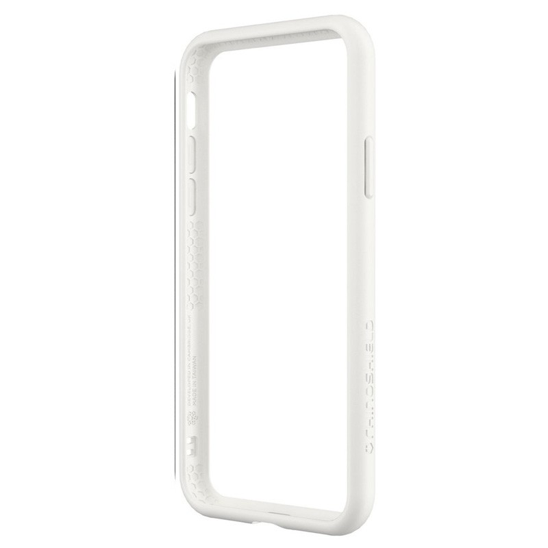 Rhinoshield CrashGuard Bumper iPhone X Wit - 4