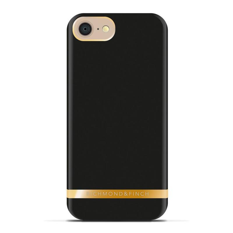 Richmond & Finch Classic Satin Case iPhone 7 Black - 1
