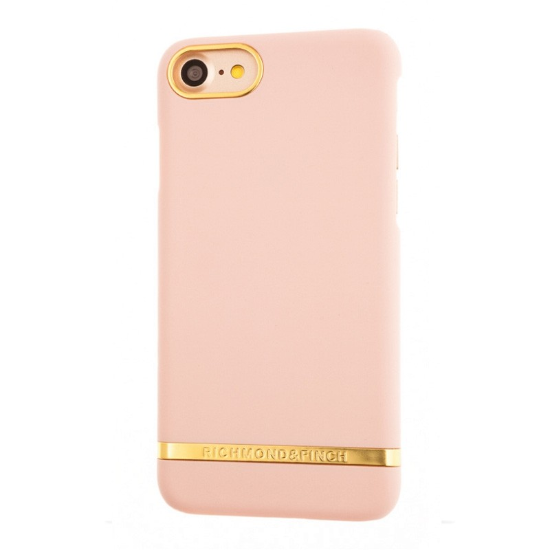 Richmond & Finch Classic Satin Case iPhone 7 Pink - 1