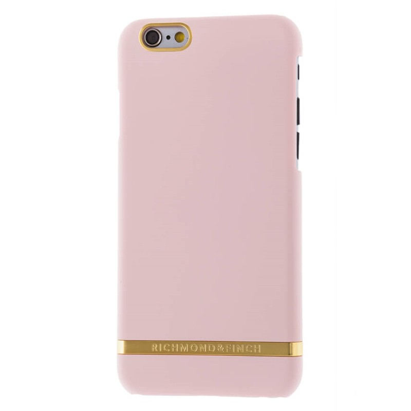 Richmond & Finch - Classic Satin Case iPhone 6 Plus / 6S Plus Satin Pink 01