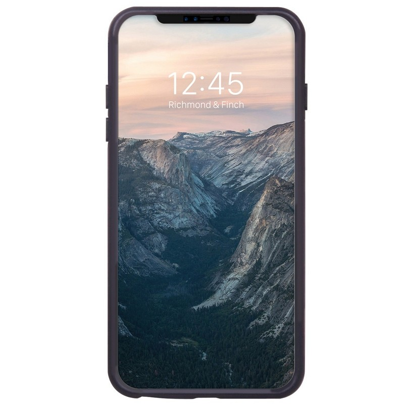 Richmond & Finch Marble Case iPhone X Black Marble - 2