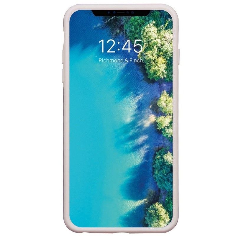 Richmond & Finch Marble Case iPhone X/Xs Rose Marble - 2