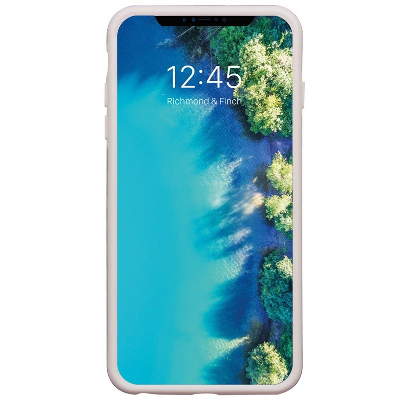Richmond & Finch Marble Case iPhone X/Xs White Marble - 2