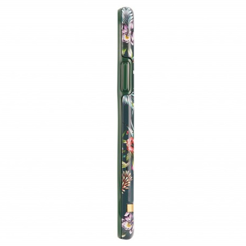 Richmond and Finch Trendy iPhone XR Hoesje Emerald Blossom 03