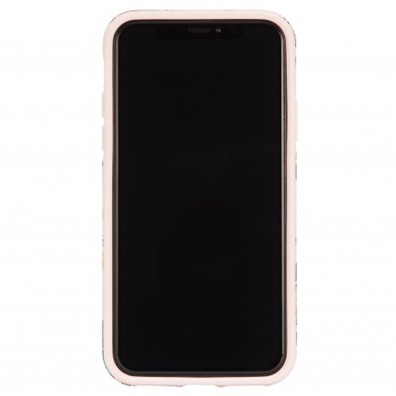 Richmond and Finch Trendy iPhone XR Hoesje Pink Tiger 02