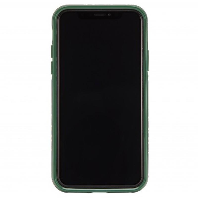 Richmond & Finch Trendy iPhone XS Max Hoesje Emerald Blossom 02