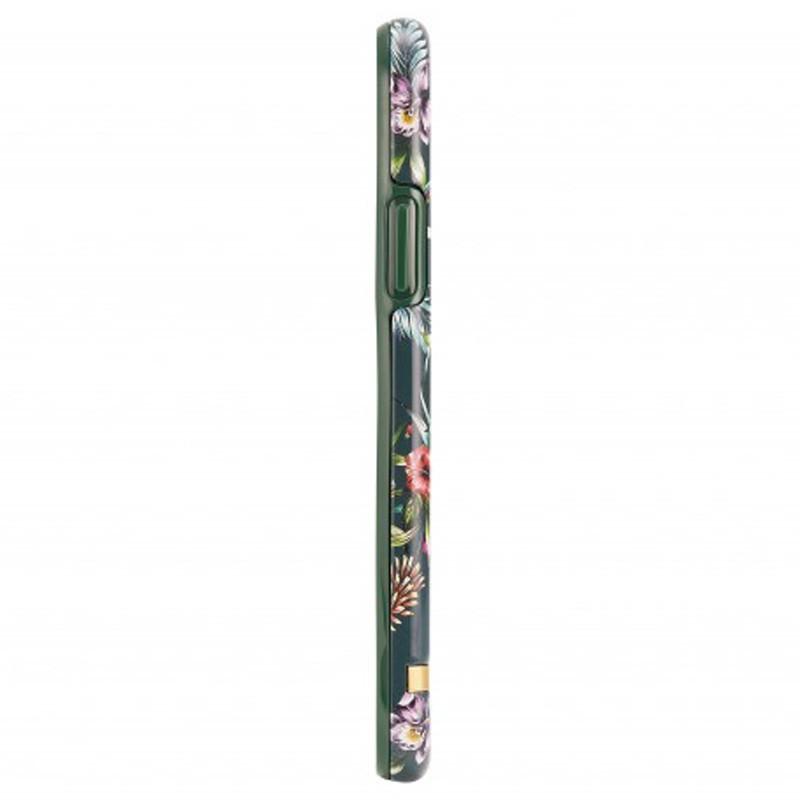 Richmond & Finch Trendy iPhone XS Max Hoesje Emerald Blossom 03