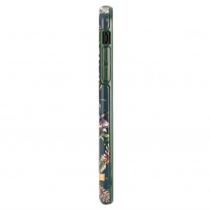 Richmond & Finch Trendy iPhone XS Max Hoesje Emerald Blossom 04