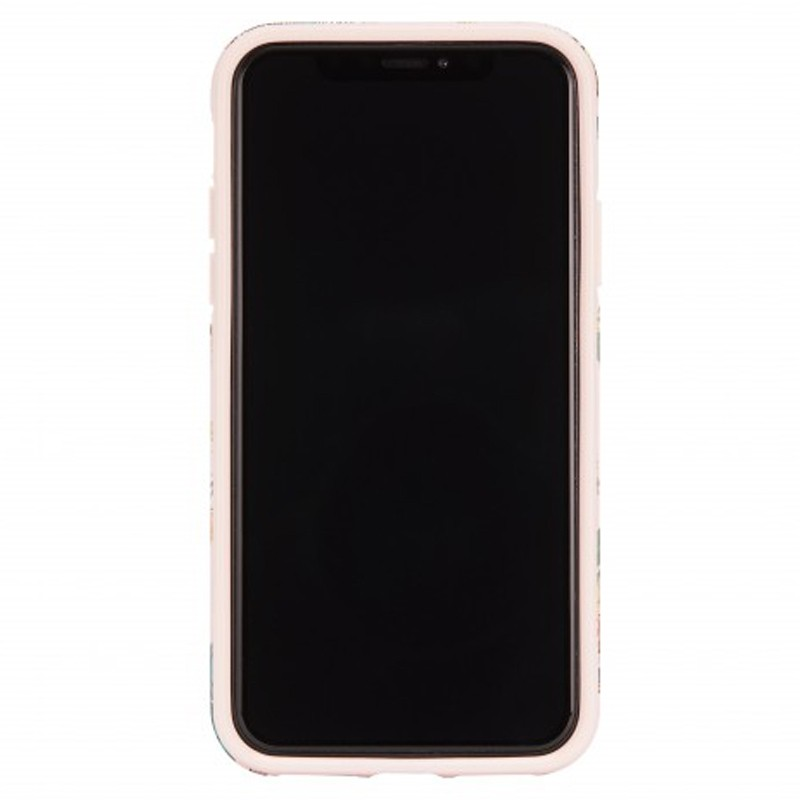 Richmond and Finch Trendy iPhone XS Max Hoesje Pink Tiger 02