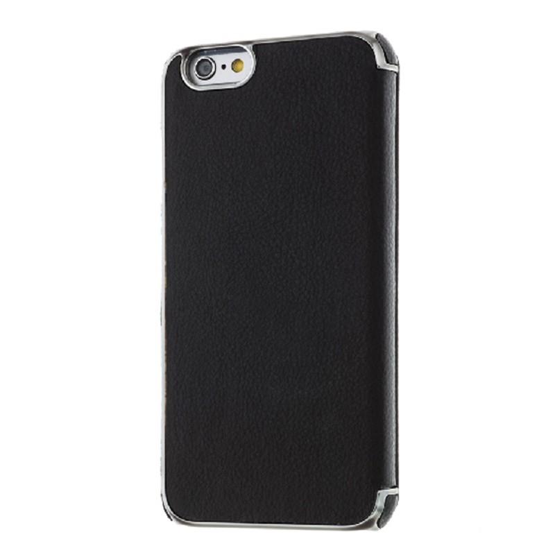 Richmond & Finch - Framed Wallet Case iPhone 6 / 6S Black 02