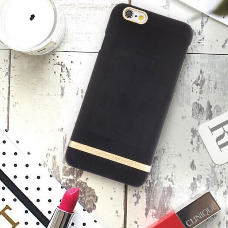 Richmond and Finch Soft Satin Case iPhone SE/5S/5 Black - 2
