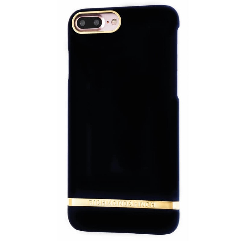 Richmond & Finch Classic Satin Case iPhone 7 Plus Black - 1