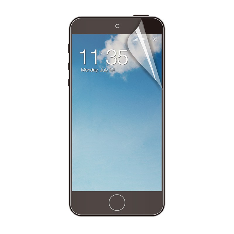Muvit Screenprotector 2-pack Glossy iPhone 6 - 1