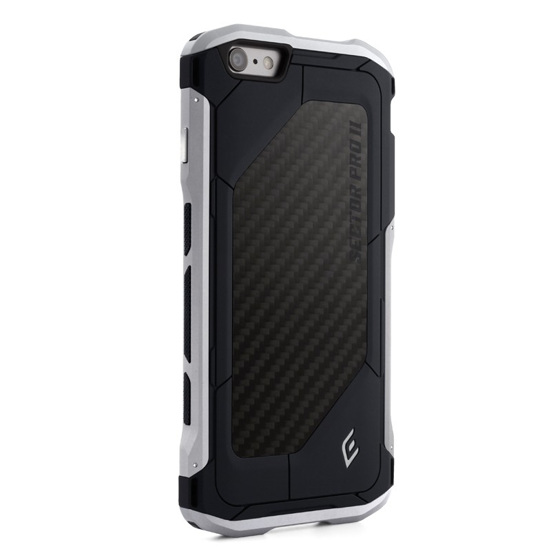 Element Case Sector Pro II iPhone 6 Black/Silver - 2