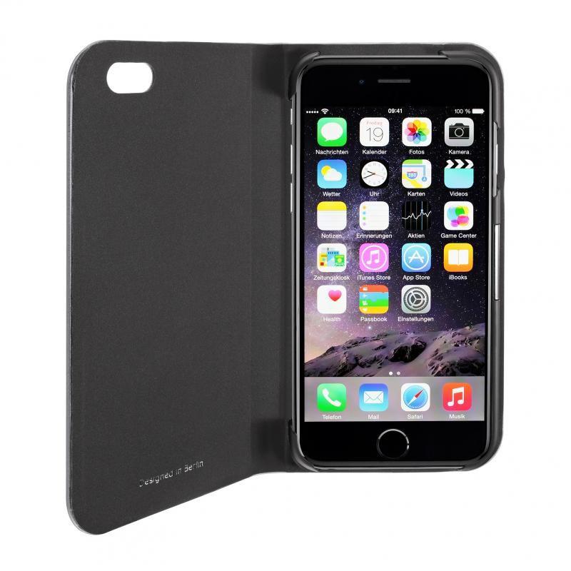 Artwizz SeeJacket Folio iPhone 6 Titan - 4