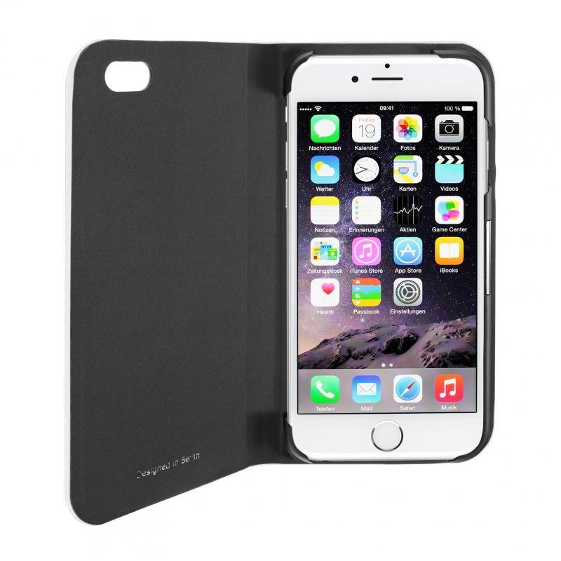 Artwizz SeeJacket Folio iPhone 6 White - 5