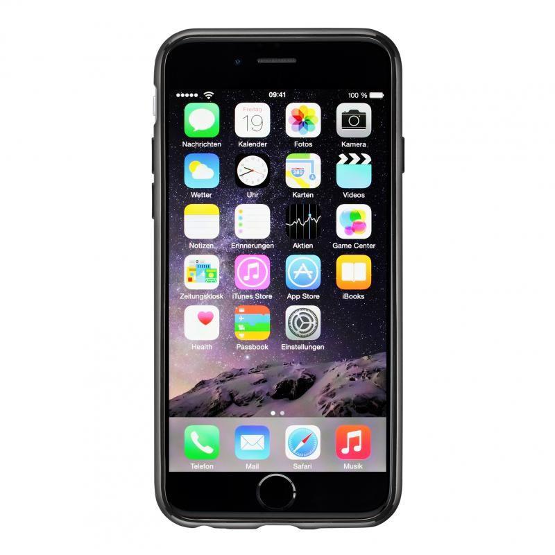 Artwizz SeeJacket TPU iPhone 6 Black - 2