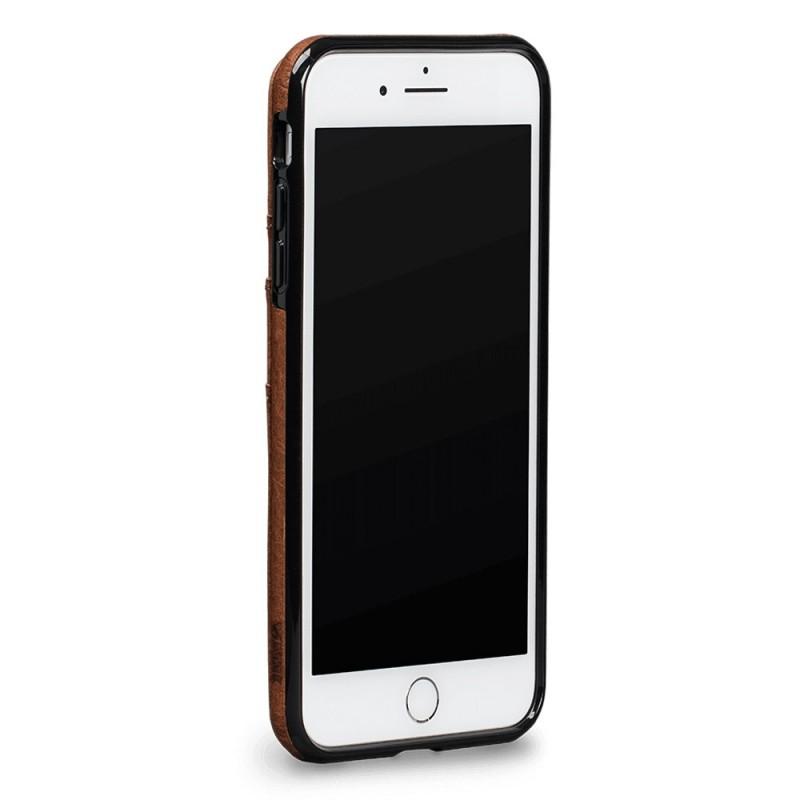 Sena Bence Lugano Wallet iPhone 8 Plus/7 Plus Bruin - 2