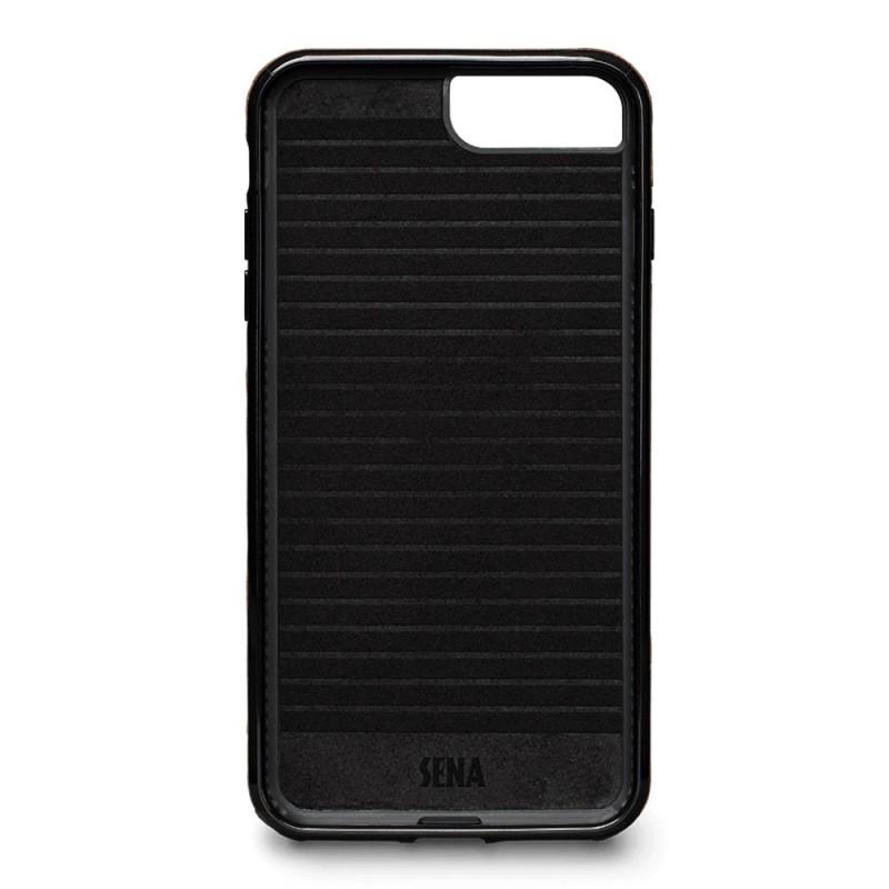 Sena Bence Lugano Wallet iPhone 8 Plus/7 Plus Bruin - 3