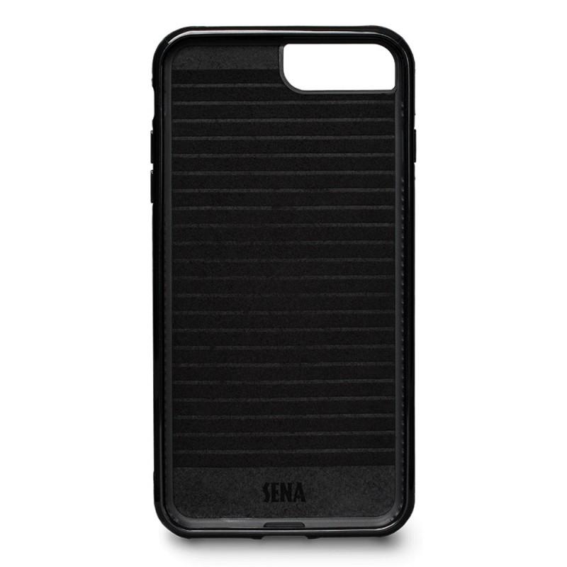 Sena Bence Lugano Wallet iPhone 8 Plus/7 Plus Zwart - 3