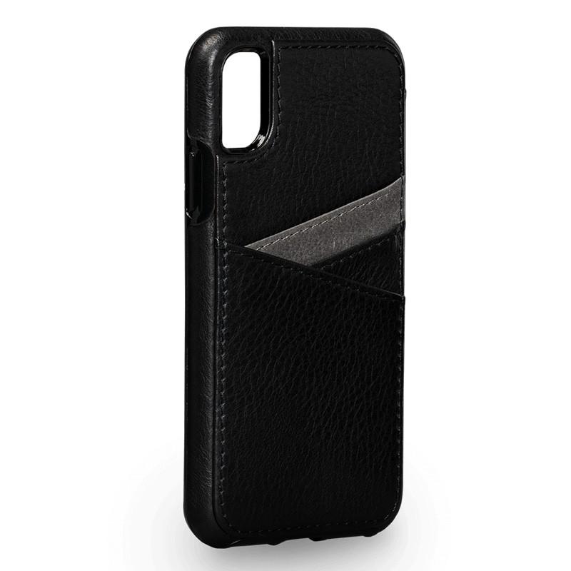 Sena Bence Lugano Wallet iPhone X/Xs Black - 1