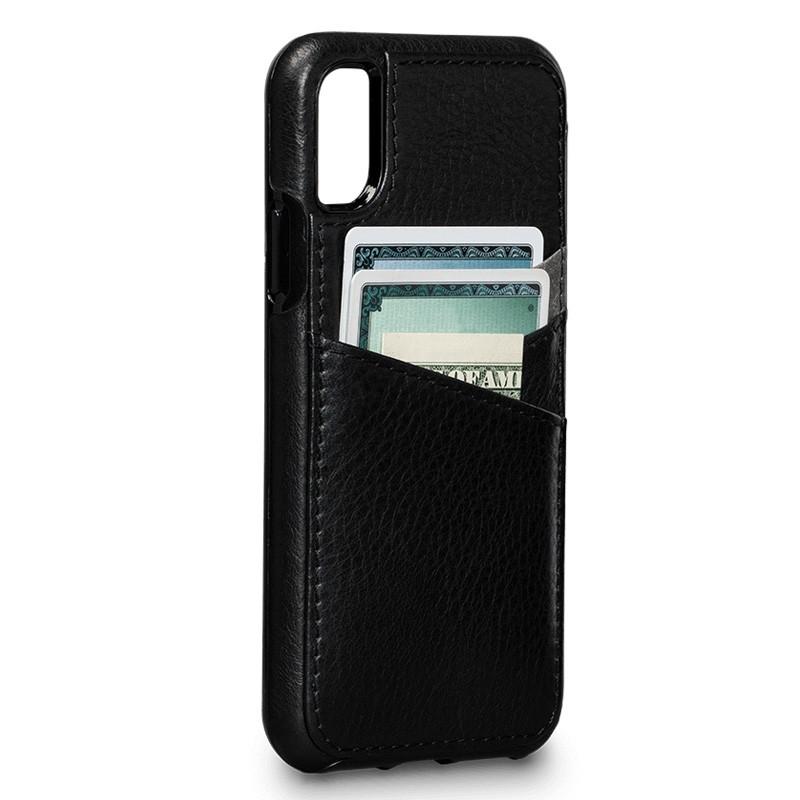 Sena Bence Lugano Wallet iPhone X/Xs Black - 2