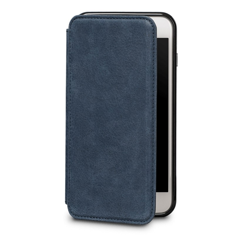 Sena Bence Wallet Book iPhone 8 Plus/7 Plus Blauw - 1