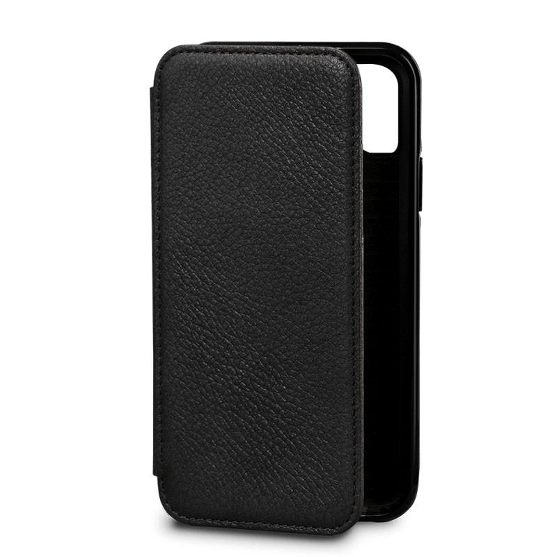 Sena Bence Lugano Wallet iPhone X Black - 2