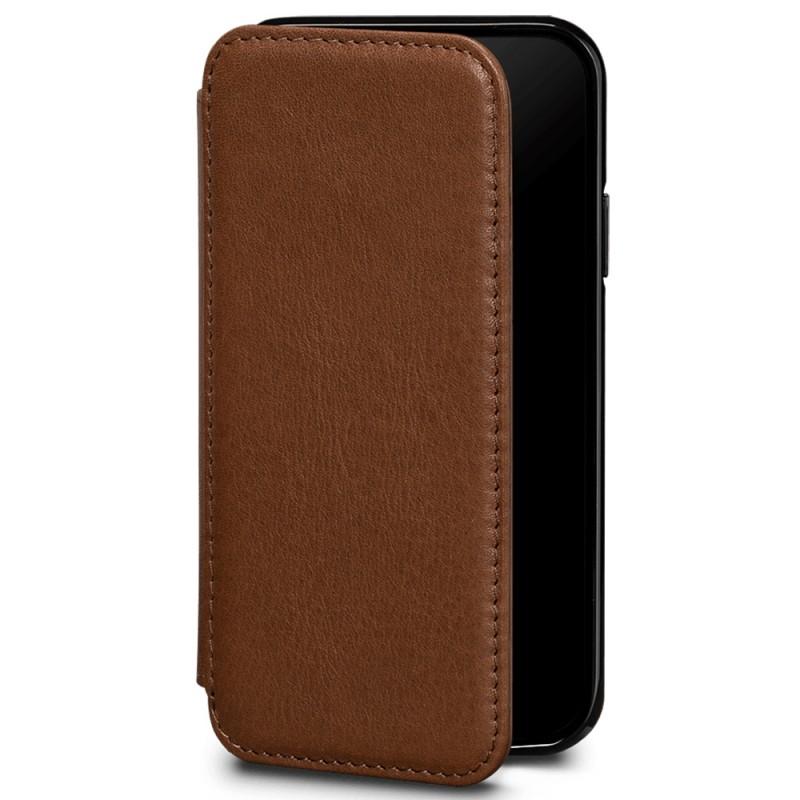 Sena Deen Wallet Book iPhone X/XS Bruin 01