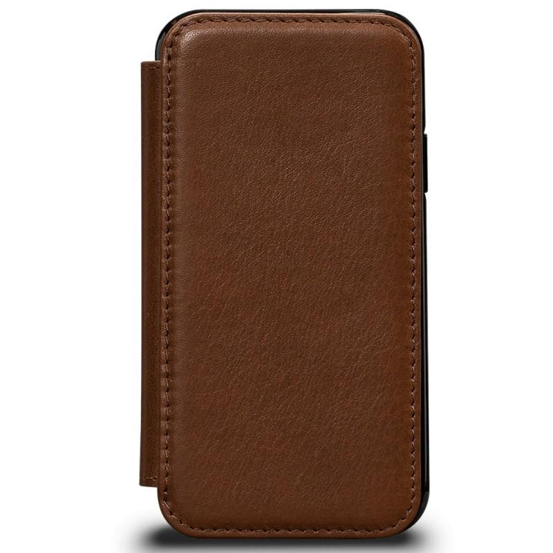 Sena Deen Wallet Book iPhone X/XS Bruin 08