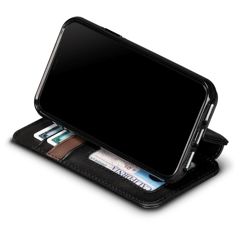 Sena Deen Wallet Book iPhone X/XS Zwart 05