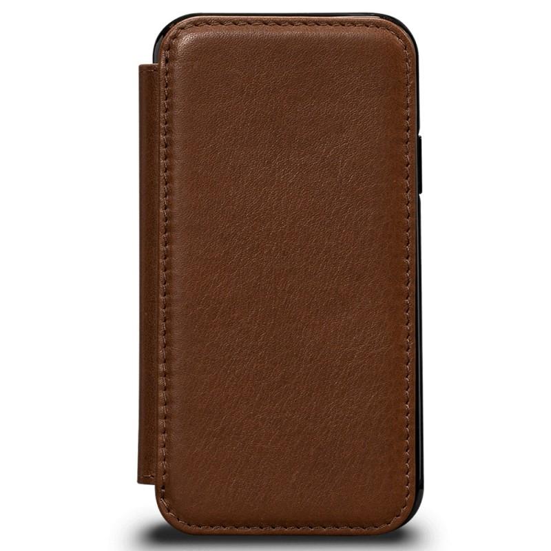 Sena Deen Wallet Book iPhone XR Bruin 08
