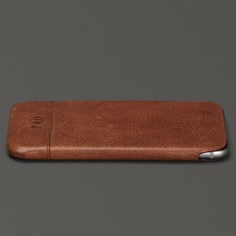 Sena Heritage Ultraslim iPhone 7 Cognac - 3