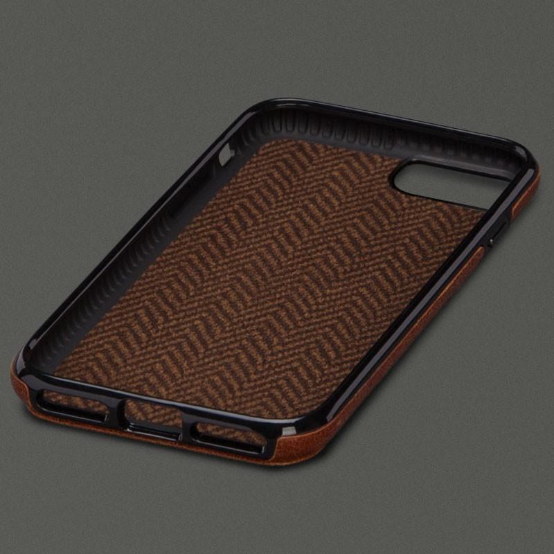 Sena Lugano Wallet iPhone 7 Brown - 2