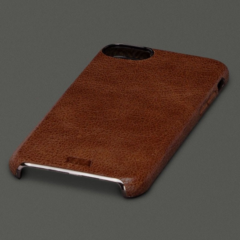 Sena Ultra Thin Snap On iPhone 7 Plus Cognac - 1