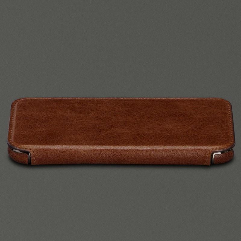 Sena Ultra Thin Wallet Book iPhone 7 Cognac - 3
