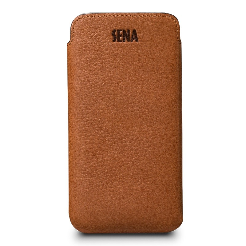 Sena UltraSlim Classic iPhone X/Xs Tan Brown - 2